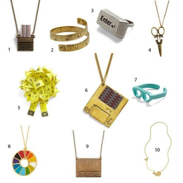 10 ModCloth Accessories For The Creator's Soul