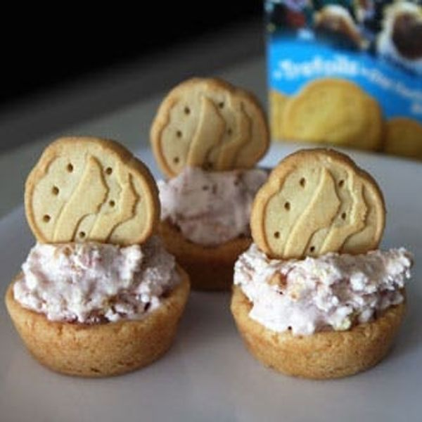 Girl Scout Cookie Cream Cups