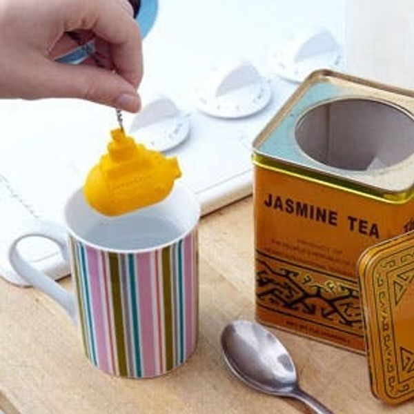 Two for Tea and Tea for Two: 12 Creative Tea Infusers
