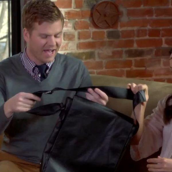 How to Choose a Good Man Bag: Modern Gentleman Series