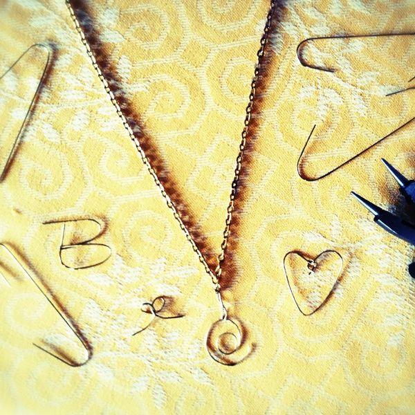 Re-Purpose Ornament Hooks Into A Beautiful Pendant Necklace