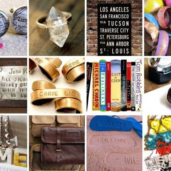 Customize It: One-Of-A-Kind Objects We Love