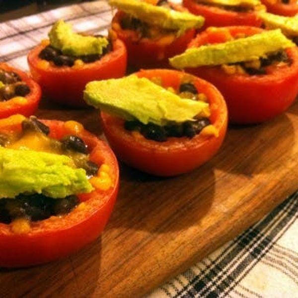 Fiesta Tomato Bowls