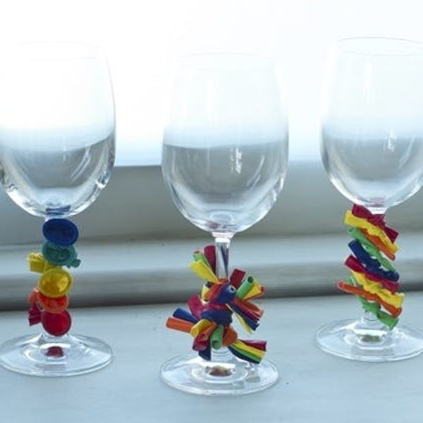 It's My Party & I'll Make Balloon Stemware If I Want To