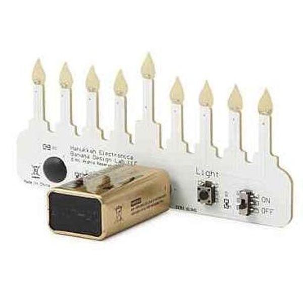 Have A Happy Hanukkah Electronikkah