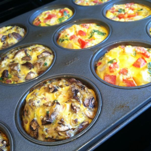 Behold The Magic of this Egg Muffins Recipe