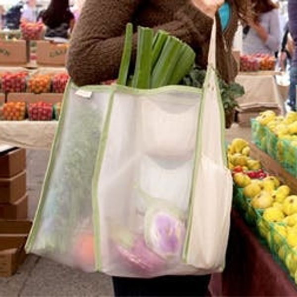 The Ultimate Farmers Market Bag: The Mercado