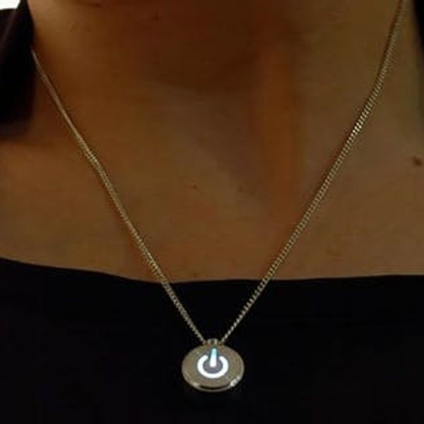Wearable Tech: The iNecklace and iCufflinks