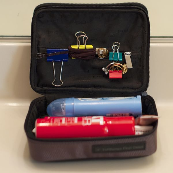 Use Binder Clips As Accessory Organizers