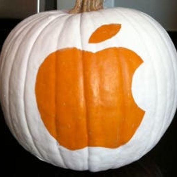 Decorate For The Holidays With Stenciled Pumpkins