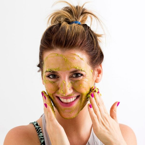 Brighten Your Skin With This DIY Honey Avocado Face Mask