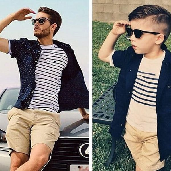 Insta-Obsessed: @MiniStyleHacker is the Hippest Tot Around