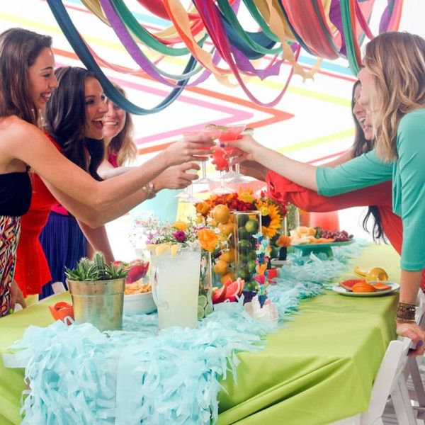 How to Throw the Most Colorful Fiesta-Themed Fête Ever!