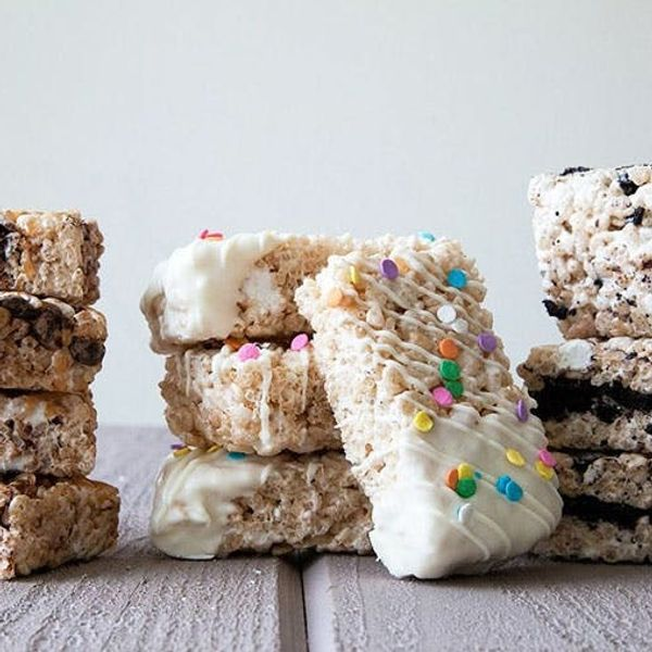 3 Ways to Take Your Rice Krispie Treats to the Next Level