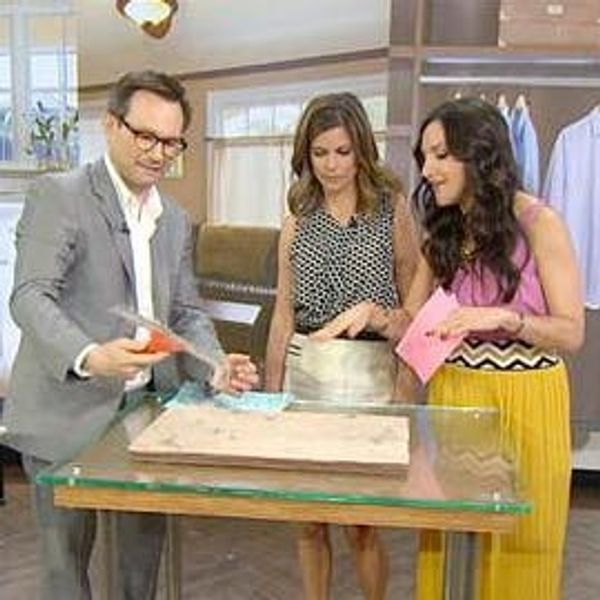As Seen on The Today Show: Common Household Cleaning Myths