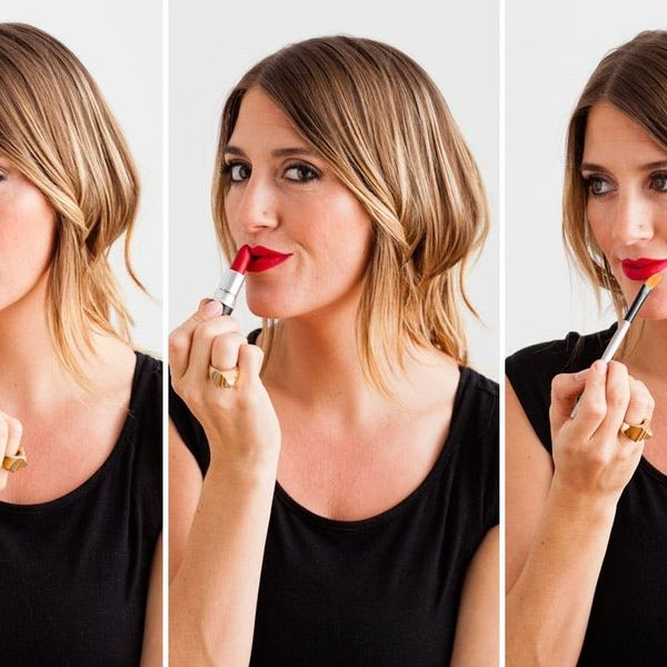 3 Lipstick Hacks Every Woman Needs to Know