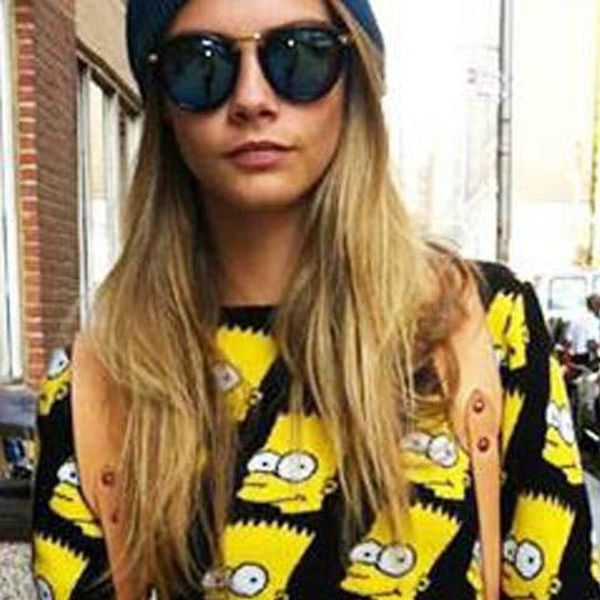 The BritList: A Giant Origami Elephant, Bart Simpson Sweater Suit and More