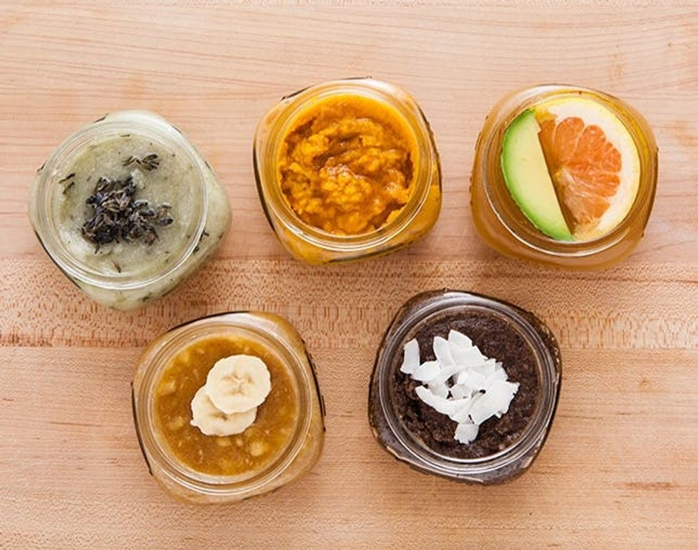 5 Organic Diy Body Scrubs With Major Benefits Brit Co