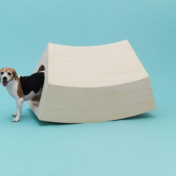 Made Us Look: Architecture for Dogs (+ Blueprints You Can Download!)