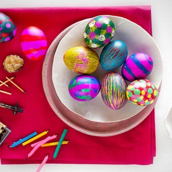 40 More Egg-cellent DIY Easter Egg Ideas