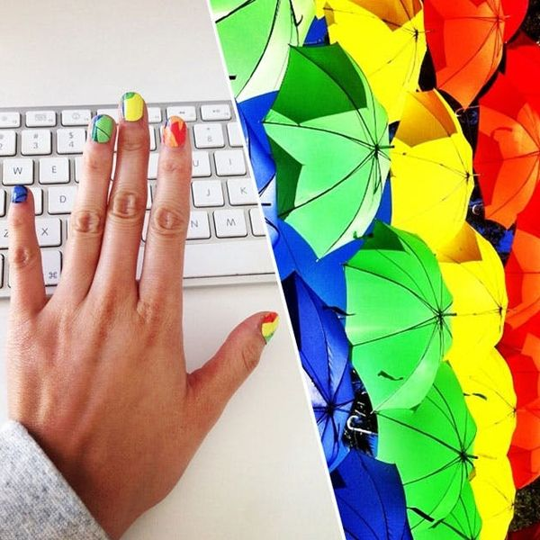 WHAT?! Now You Can Turn Your Photos into Custom Nail Art!