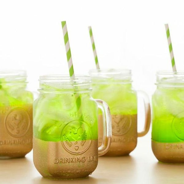 Class Up Your Pot of Gold with Our Midori Limonata Cocktail Recipe