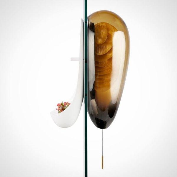 Sweet! Urban Beehive is a Modern Way to Make Honey Indoors