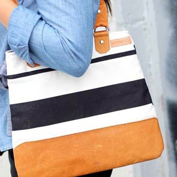 These Handmade-to-Order Bags Look Good *and* Do Good!
