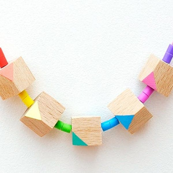 Shoutout: Unlike Trix, These Geometric Beads Ain't Just for Kids