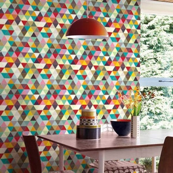 18 Ways to Turn Contact Paper into Wall Art