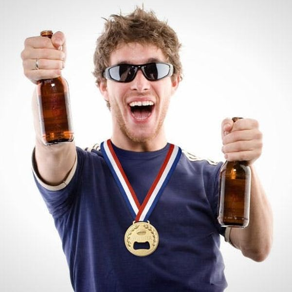 The BritList: Gold Medals That Open Beers, Gangsta Air Fresheners, and More