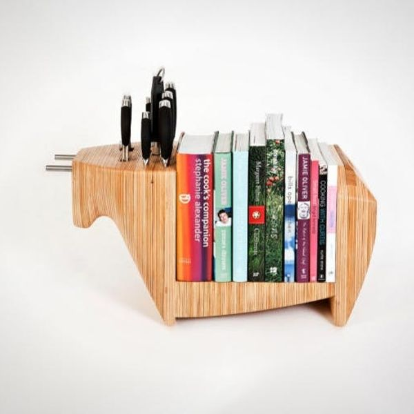 15 Cool Caddies for Storing Your Favorite Books + Magazines