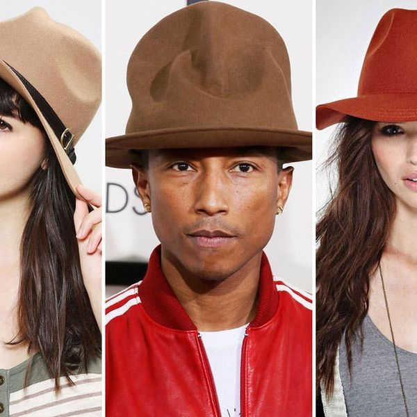 10 Hats That Will Make Pharrell Totally Jeal'