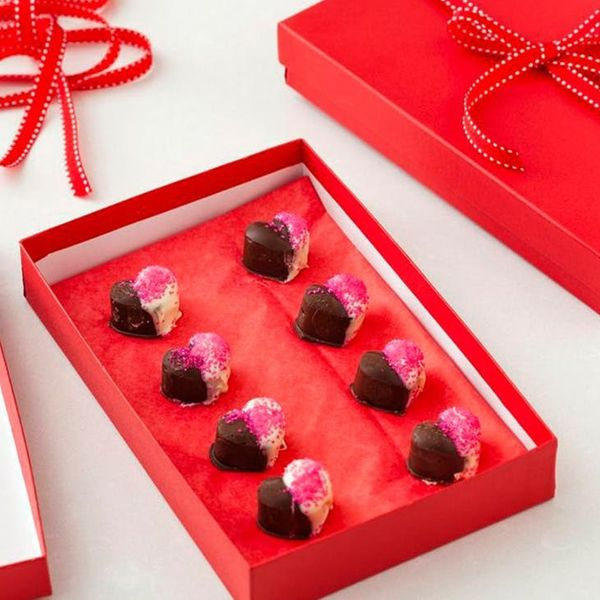 How to Make Homemade Valentine's Chocolates, Two Ways