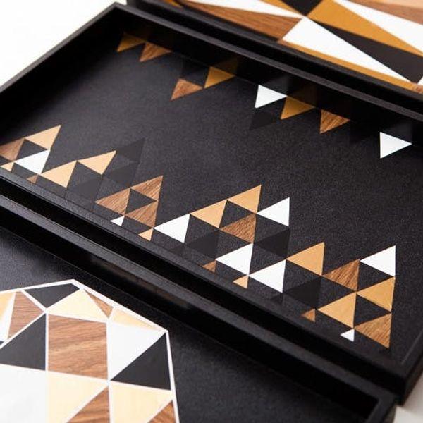 Organize Yourself: DIY Geometric Patterned Trays