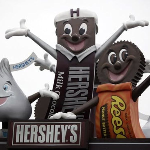 Soon You Can 3D Print Your Own Hershey's Bars!