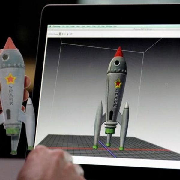 Now You Can 3D Design and Print Directly From Photoshop!