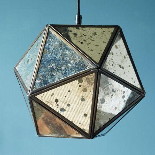Shape Up! 15 Geometric Lights, Lamps, and Pendants