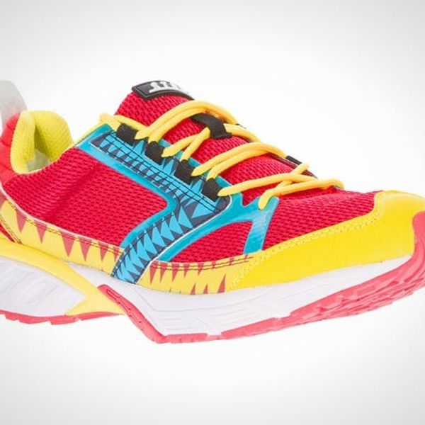 The 30 Most Colorful Running Sneakers EVER!