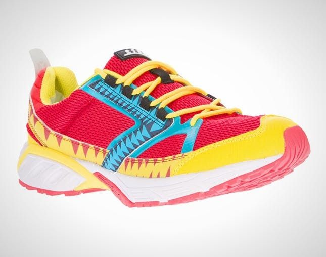 Most Colorful Running Sneakers EVER