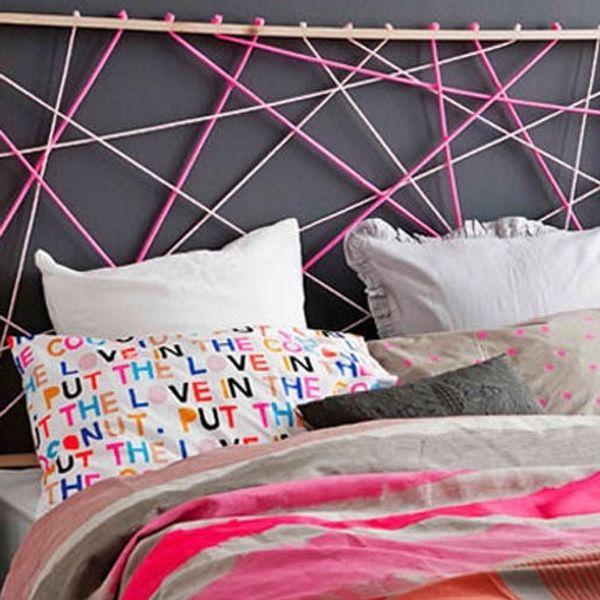 40 DIY Ways to Upgrade Your Bedroom