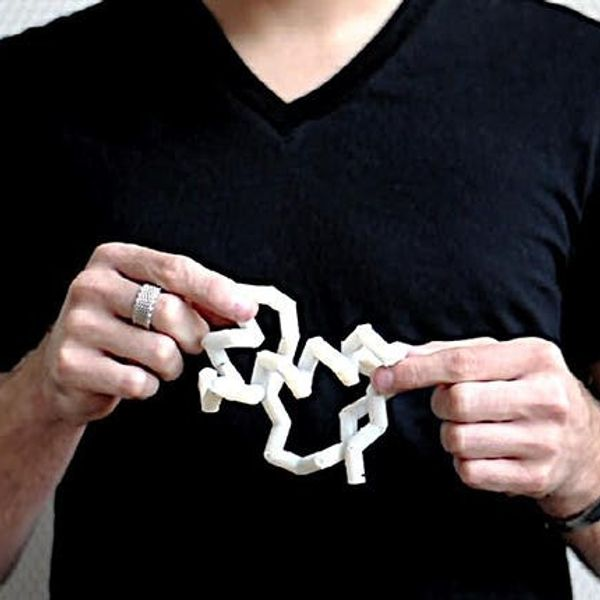 3D Printing is So 2013 — Introducing 4D Printing!