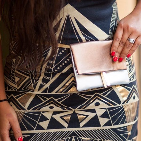 Make a NYE Clutch That Doubles as a Fanny Pack