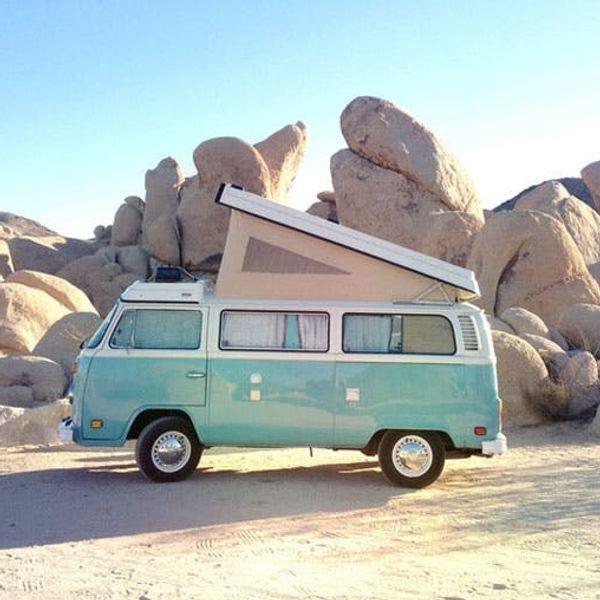 The Art of the Camper Van: 10 Prints for Wanderers