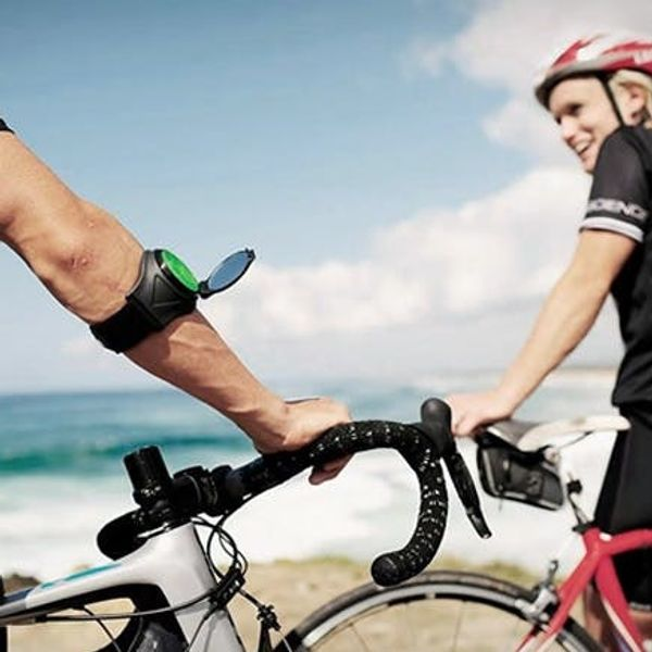 Bikers Rejoice: RearViz is a Rearview Mirror for Your Wrist!