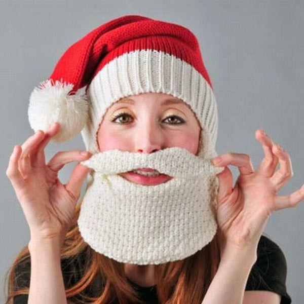 The 12 Strangest Santa Hats Ever