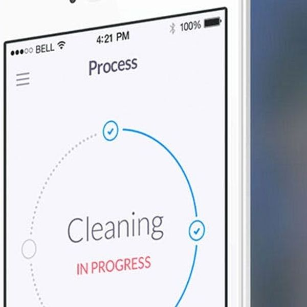 On-Demand Laundry Washing? Yep, There's an App For That!