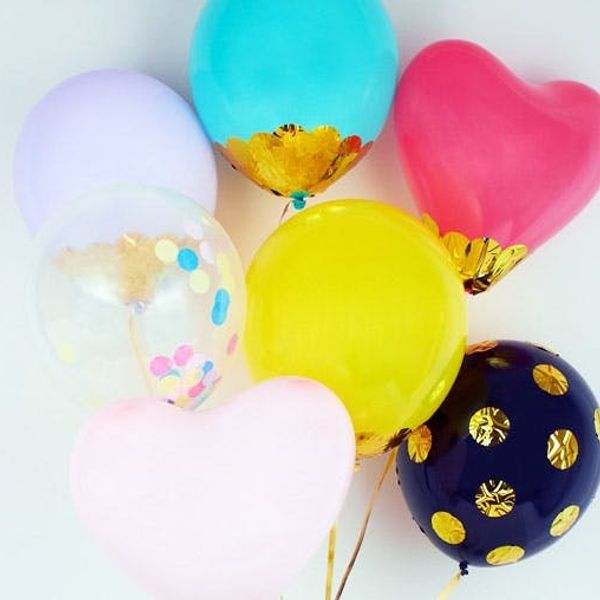 30 Brilliant DIY Balloon Projects