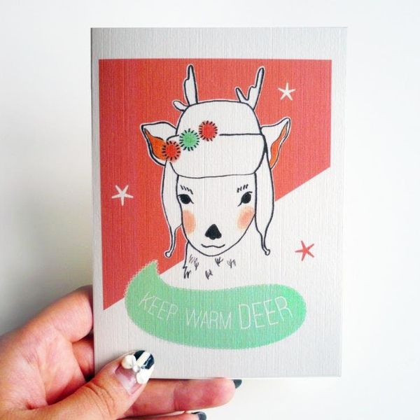 16 Silly Holiday Cards