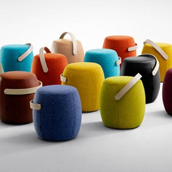 6 Cleverly Designed Pieces of Portable Furniture